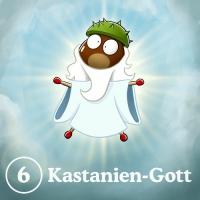 6: Kastanien-Gott